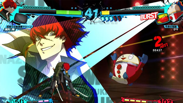 Persona 4 Arena Ultimax Screenshot