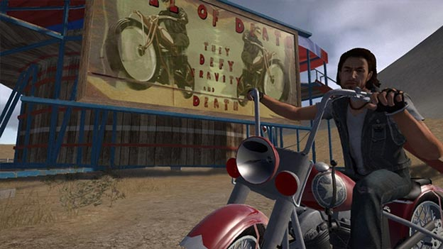 Ride to Hell: Retribution Screenshot