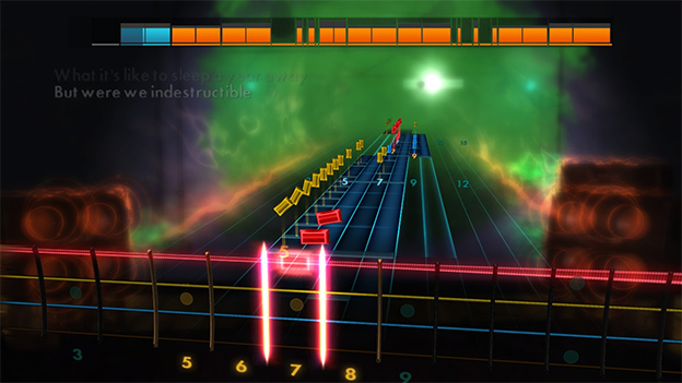 Rocksmith 2014 Screenshot