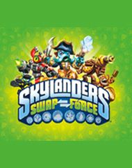 Skylanders: Swap Force Box Art