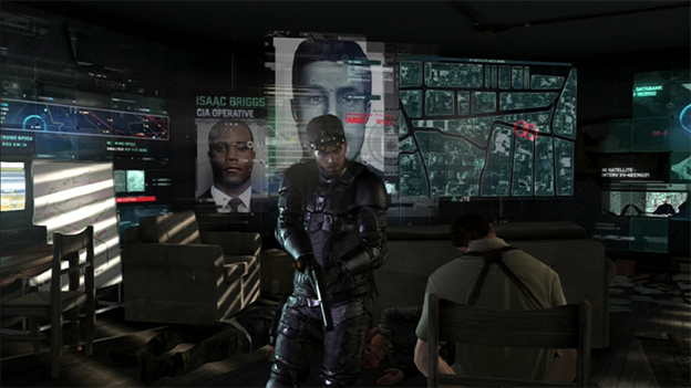 Splinter Cell: Blacklist Screenshot