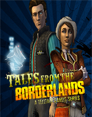 Tales from the Borderlands: Episode 1 - Zero Sum Box Art