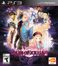 Tales of Xillia 2 Box Art