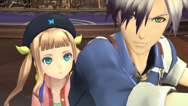 Tales of Xillia 2 Screenshot