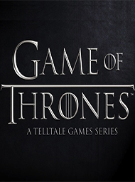 Telltale's Game of Thrones: Episode 1 - Iron From Ice Box Art