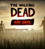 The Walking Dead: 400 Days Box Art