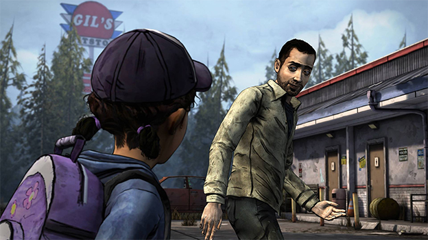 The Walking Dead: Season 2: Episode 1 - All That Remains Screenshot