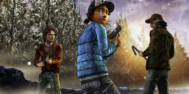The Walking Dead: Episode 4 - Amid the Ruins Screenshot