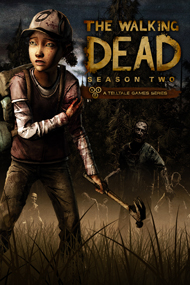 The Walking Dead Season 2: Episode 2 - A House Divided Box Art