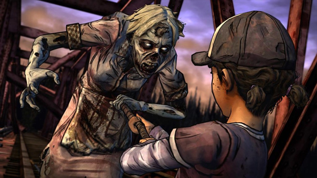 The Walking Dead Season 2: Episode 2 - A House Divided Screenshot