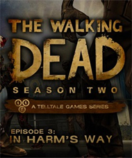 The Walking Dead Season 2: Episode 3 – In Harm's Way Box Art