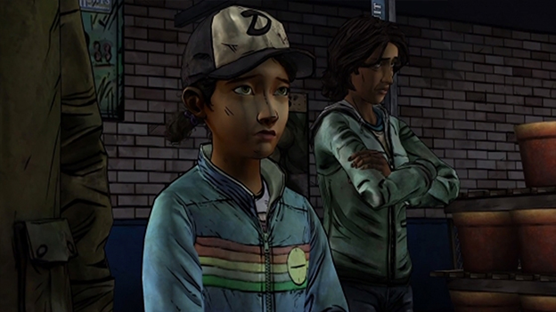 The Walking Dead Season 2: Episode 3 – In Harm's Way Screenshot