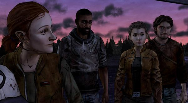 The Walking Dead Season 2: Episode 5 - No Going Back Screenshot