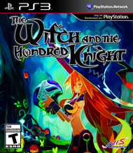The Witch and the Hundred Knight Box Art
