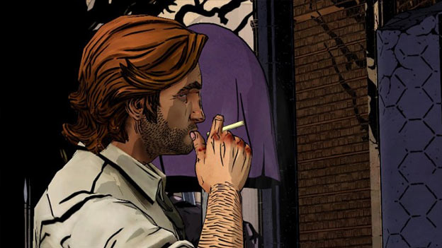 The Wolf Among Us Episode 2: Smoke and Mirrors Screenshot