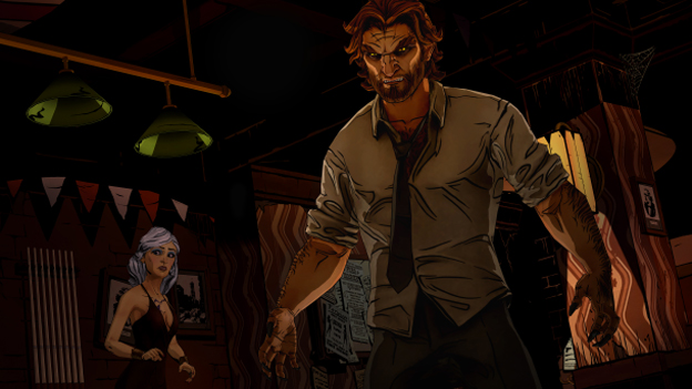 The Wolf Among Us Episode 3: A Crooked Mile Screenshot
