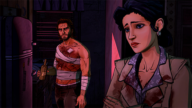 The Wolf Among Us: Episode 4 – In Sheep's Clothing Screenshot