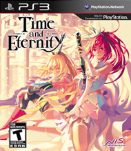 Time and Eternity Box Art