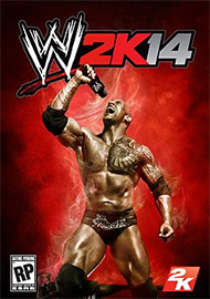 WWE 2K14 Box Art