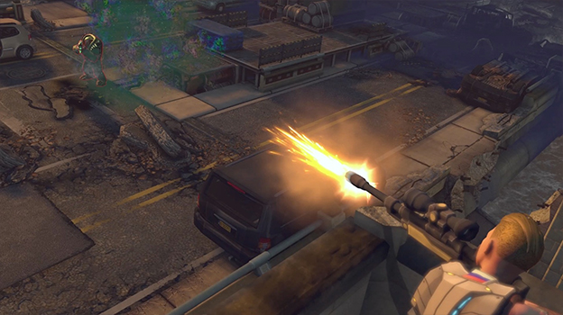 XCOM: Enemy Within Screenshot