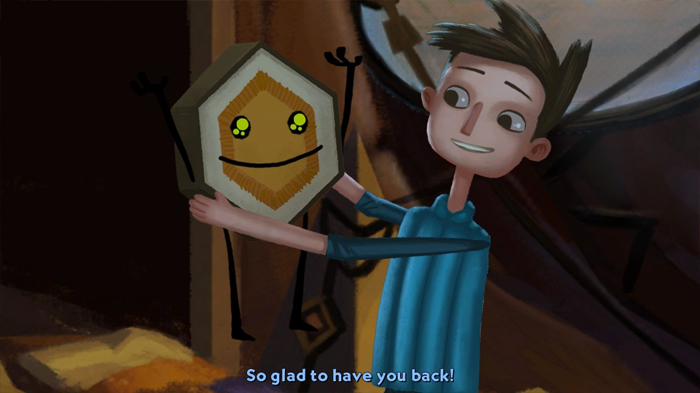 Broken Age: Act 2 Screenshot