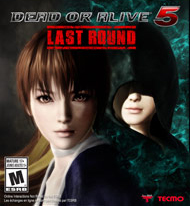 Dead or Alive 5: Last Round Box Art