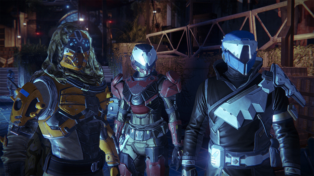 Destiny: House of Wolves Screenshot