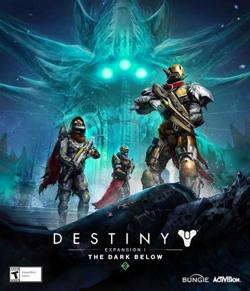 Destiny - The Dark Below Box Art