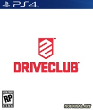 #DRIVECLUB Box Art