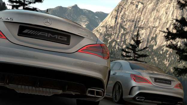 #DRIVECLUB Screenshot