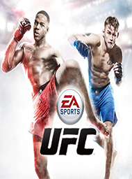 EA Sports UFC Box Art