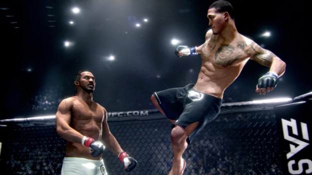 EA Sports UFC Screenshot