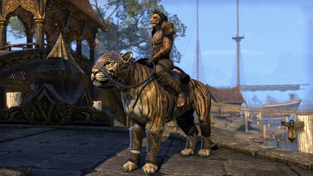 The Elder Scrolls Online: Tamriel Unlimited Screenshot Screenshot