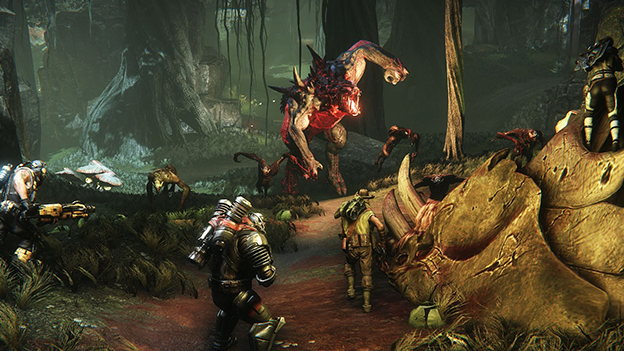 Evolve Screenshot
