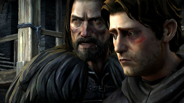 Telltale's Game of Thrones: Episode 4 - Sons of Winter Screenshot