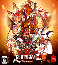 Guilty Gear Xrd -SIGN- Box Art