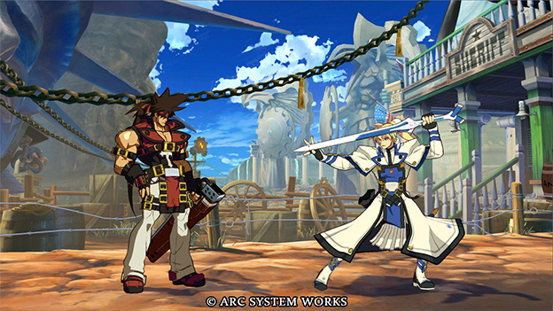 Guilty Gear Xrd –SIGN- Screenshot