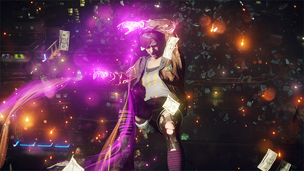 Порно фото infamous first light