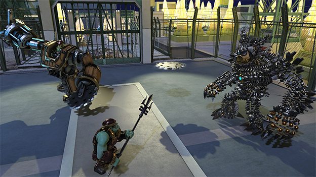 Knack Screenshot