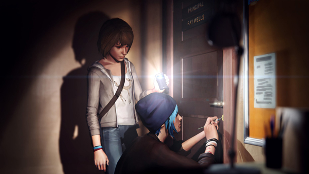 Life is Strange: Episode 3 - Chaos Theory Screenshot