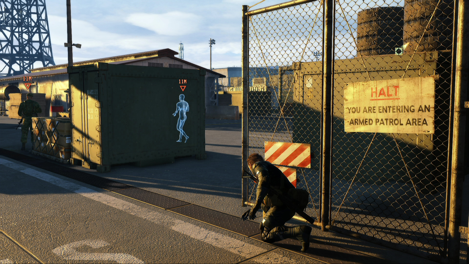 Metal Gear Solid V: Ground Zeroes image