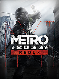 Metro 2033 Redux Box Art