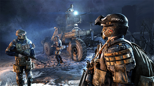Metro 2033 Redux Screenshot
