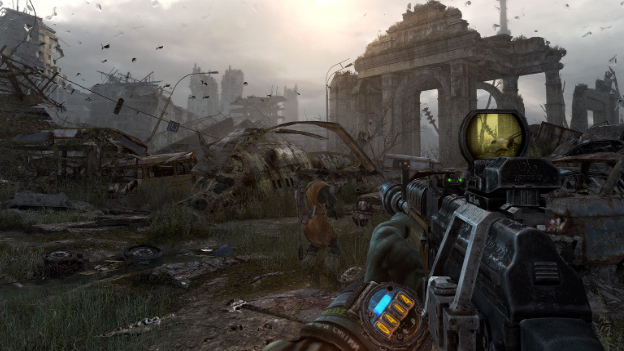 Metro: Last Light Redux Screenshot