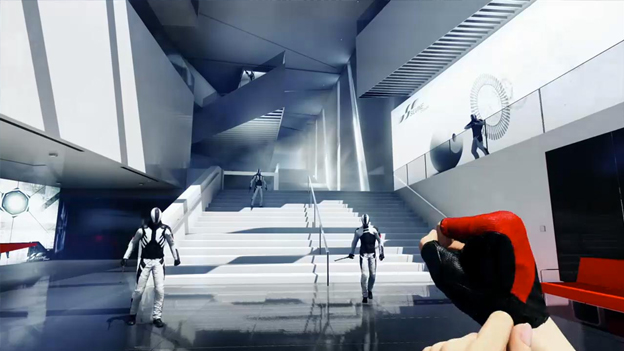 Mirror's Edge 2 Screenshot