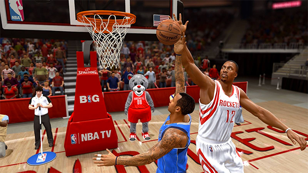 NBA Live 15 Screenshot