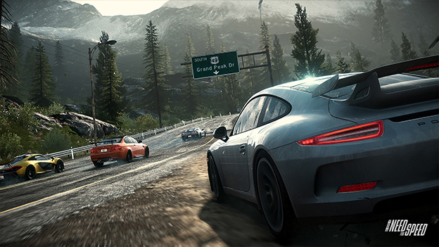 Need for Speed: Rivals Screenshot