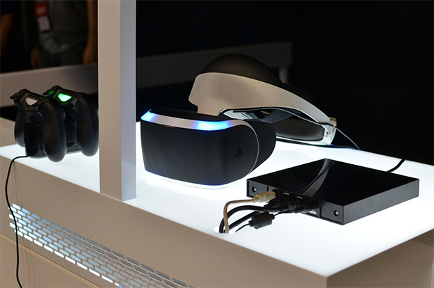 Project Morpheus Screenshot