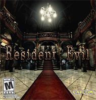 Resident Evil HD Remaster Box Art