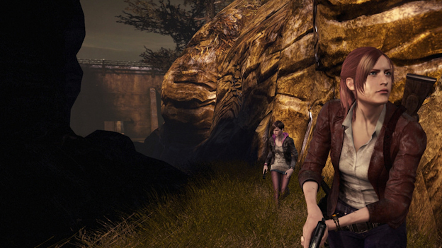 Resident Evil: Revelations 2 Episode 1 – Penal Colony Screenshot